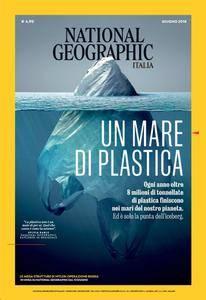 National Geographic Italia - giugno 2018