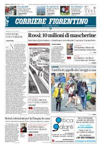 Corriere Fiorentino La Toscana – 05 aprile 2020