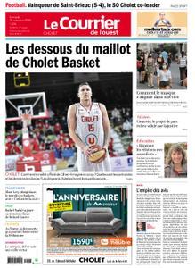 Le Courrier de l'Ouest Cholet – 10 octobre 2020