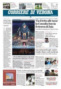 Corriere di Verona - 20 Aprile 2018