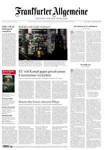 Frankfurter Allgemeine Zeitung - 14 November 2020