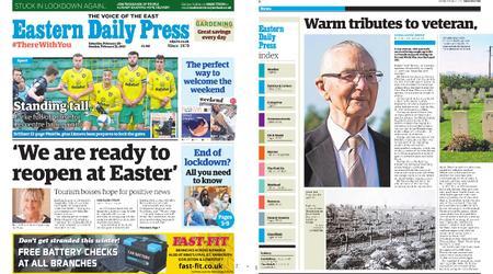 Eastern Daily Press – February 20, 2021