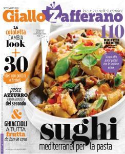 Giallo Zafferano - Settembre 2019