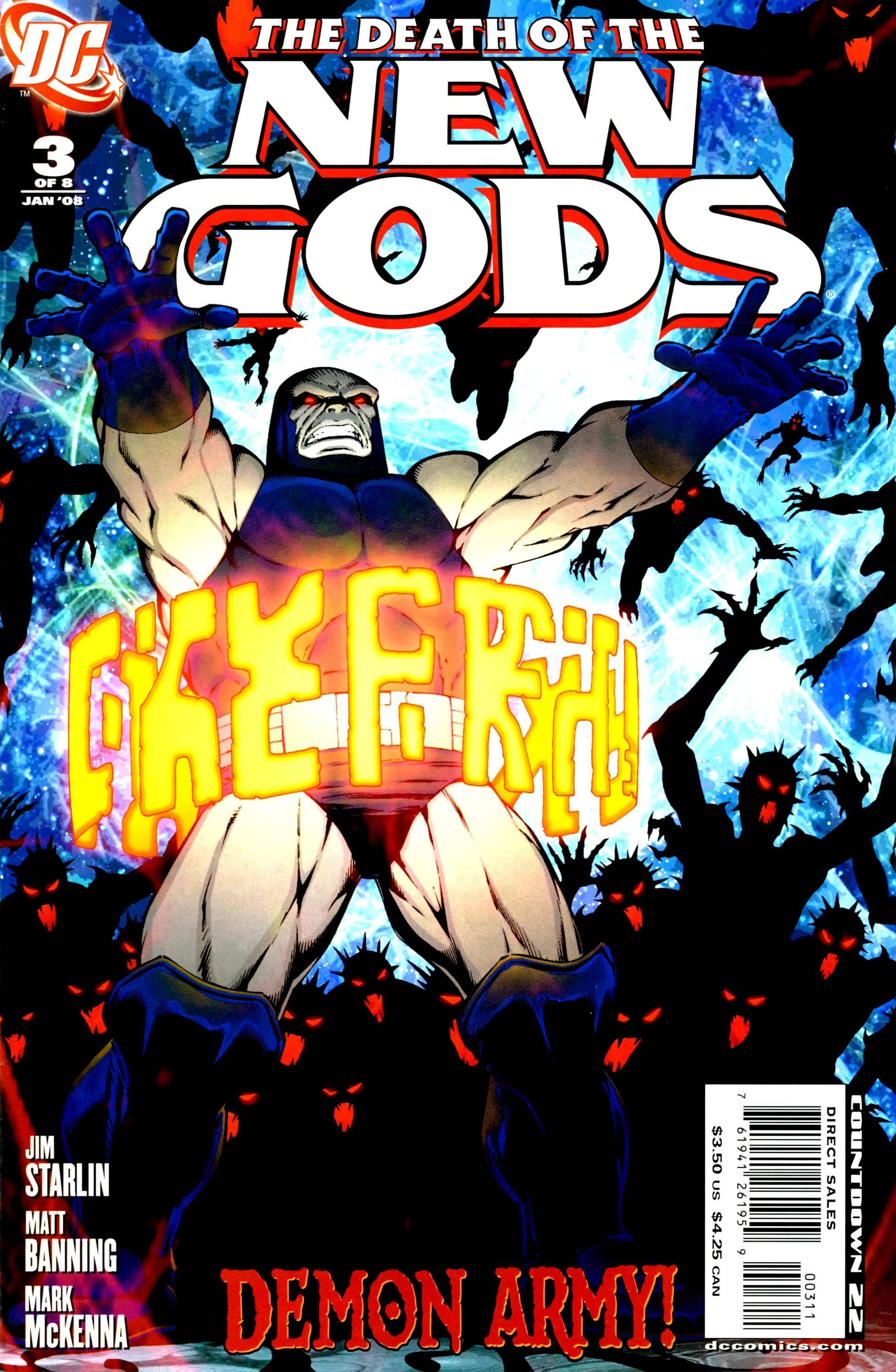 Death Of The New Gods 03 of 08 (2008)