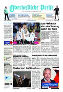 Oberhessische Presse Marburg/Ostkreis - 07. September 2019
