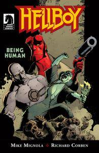 Hellboy - Being Human 2011 digital Son of Ultron-Empire