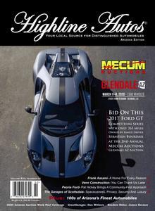Highline Autos - March 2020
