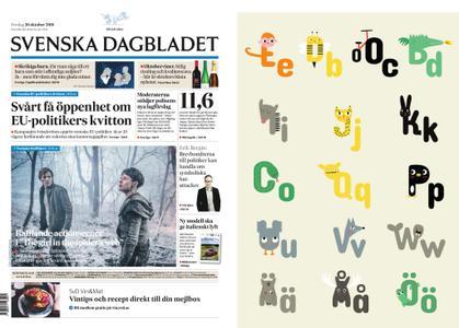 Svenska Dagbladet – 26 oktober 2018
