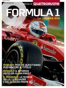 Quattroruote - Speciale Formula 1 La Stagione 2016