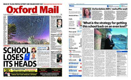 Oxford Mail – January 09, 2018
