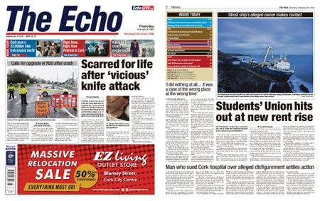 Evening Echo – February 20, 2020