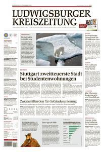 Ludwigsburger Kreiszeitung LKZ - 23 September 2021