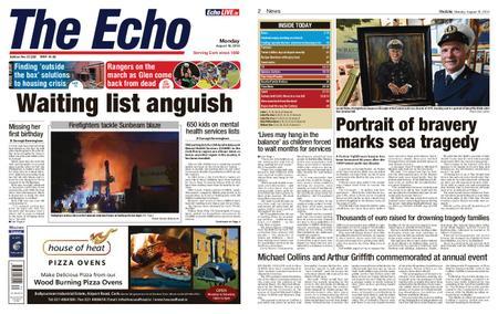 Evening Echo – August 19, 2019