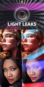 CreativeMarket - Pro Light Leaks Action Vol 1