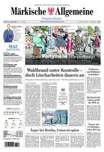 Märkische Allgemeine Prignitz Kurier - 27. August 2018