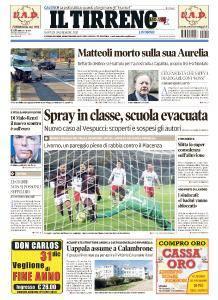 Il Tirreno Livorno - 19 Dicembre 2017