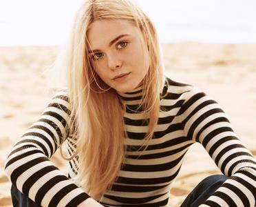 Elle Fanning by Daniel Jackson for Teen Vogue June/July 2014