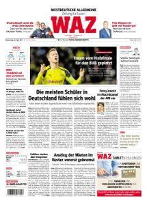 WAZ Westdeutsche Allgemeine Zeitung - 20 April 2017