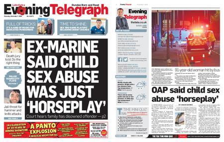 Evening Telegraph Late Edition – November 07, 2019