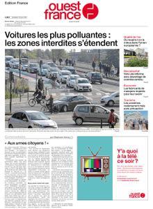 Ouest-France Édition France – 18 juin 2021