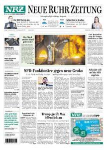 NRZ Neue Ruhr Zeitung Essen-Postausgabe - 01. Dezember 2017