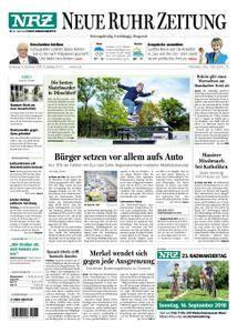 NRZ Neue Ruhr Zeitung Essen-Postausgabe - 13. September 2018