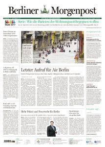 Berliner Morgenpost - 12. September 2017