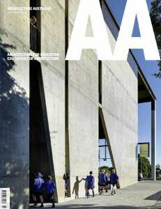 Architecture Australia - July-August 2016