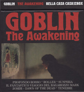 Goblin - The Awakening (2012) [6CD Box Set] Re-up