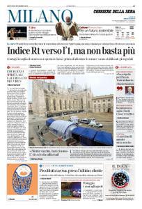 Corriere della Sera Milano – 19 novembre 2020