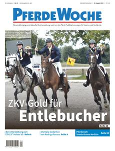 PferdeWoche – 25 August 2021