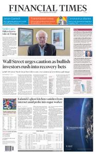 Financial Times Europe - April 9, 2020