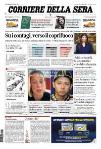 Corriere della Sera – 16 ottobre 2020