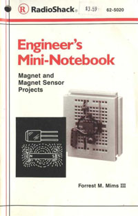 Engineer's Mini-Notebook - Magnet and Sensor Projects