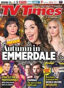TV Times - 14 September 2019