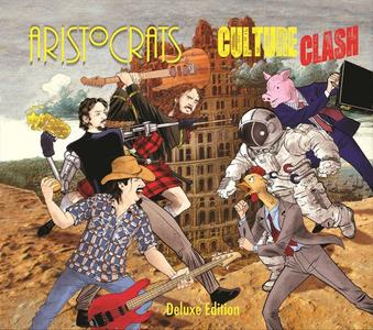 The Aristocrats - Culture Clash (2013) {Deluxe Edition with DVD5 NTSC, BOING! Music BM 00005}