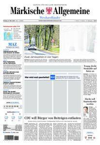 Märkische Allgemeine Westhavelländer - 12. März 2018