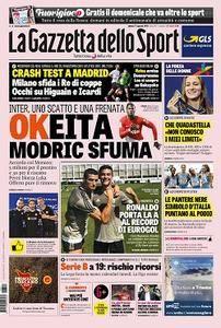 La Gazzetta dello Sport - 11 Agosto 2018