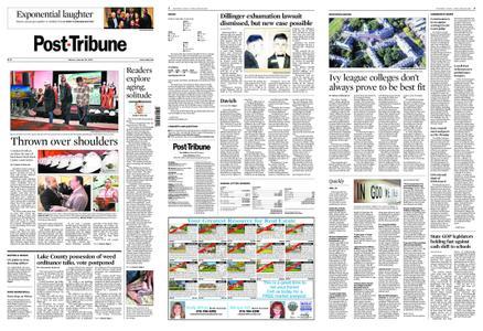 Post-Tribune – January 10, 2020