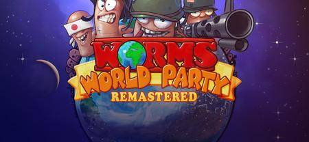 Worms World Party Remastered (2015)