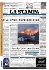 La Stampa Imperia e Sanremo - 30 Ottobre 2017