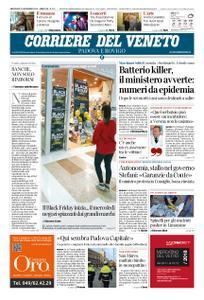 Corriere del Veneto Padova e Rovigo – 21 novembre 2018