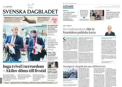 Svenska Dagbladet – 08 juni 2018