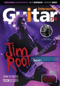 Guitar Interactive - Issue 74 2020