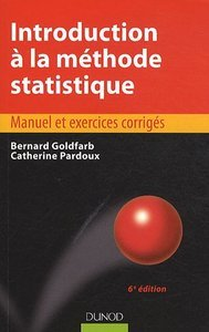 Introduction à la méthode statistique - 6e édition (repost)