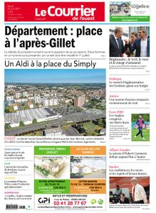 Le Courrier de l'Ouest Cholet – 22 juin 2021