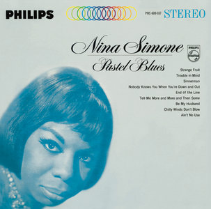 Nina Simone - Pastel Blues (1965/2013) [Official Digital Download 24-bit/192kHz]
