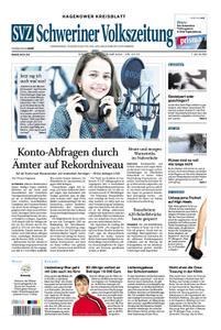 Schweriner Volkszeitung Hagenower Kreisblatt - 25. Februar 2020