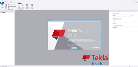 Trimble Tekla Tedds 2019 SP3 with Enginnering Library