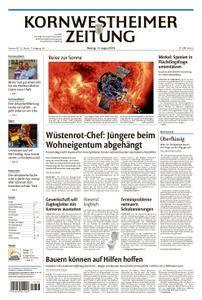 Kornwestheimer Zeitung - 13. August 2018